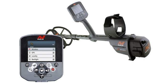 Minelab CTX 3030 Key Features and Description