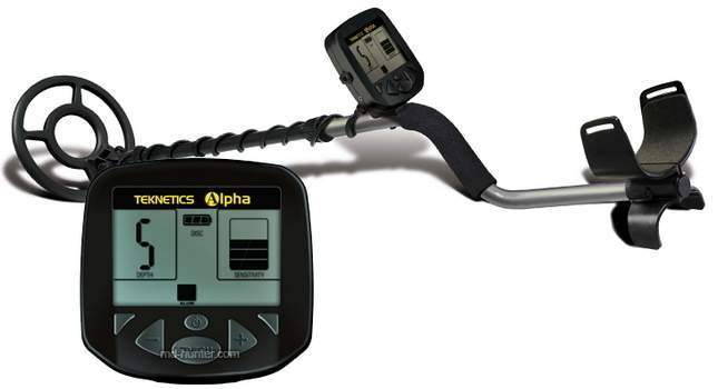 Teknetics Alpha 2000 Key Features and Description