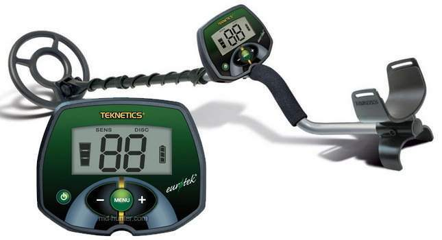 Teknetics EuroTek Key Features and Description