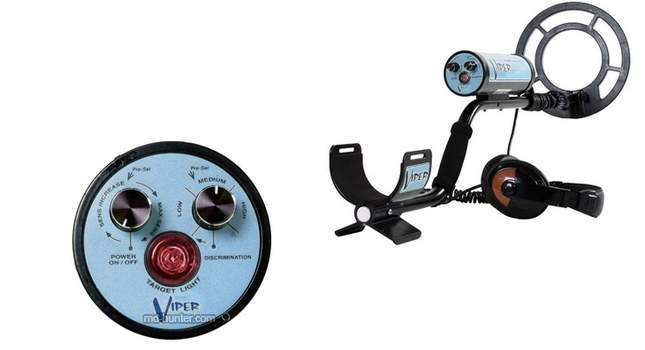 Viper Hybrid All Purpose metal detector