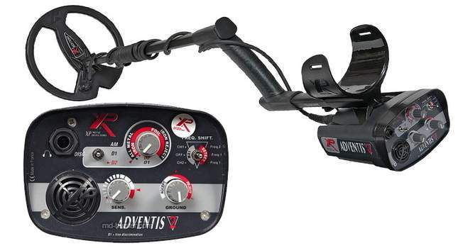 XP Adventis 2 metal detector