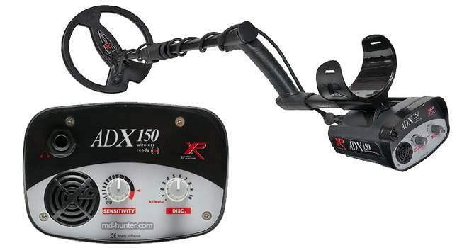 XP Adx 150 metal detector