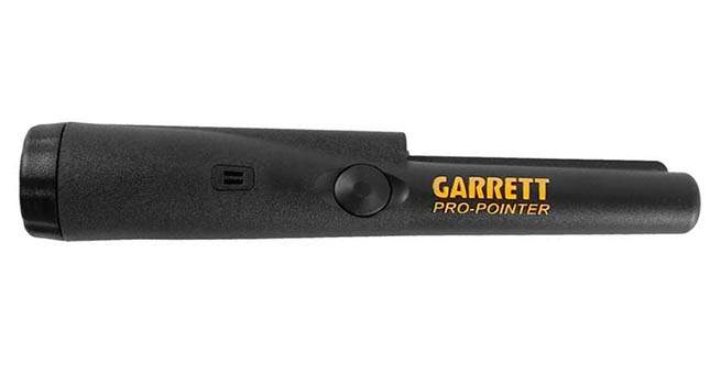 Garrett Pro-Pointer Key Features and Description
