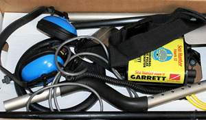 Garrett Sea Hunter Mark II. Photo review