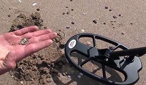 Nokta FORS CoRe metal detector Turkey. Video