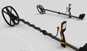Deteknix metal detector (NEW 2015). First photo!