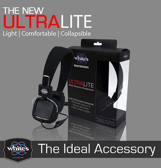 White's UltraLite Headphone