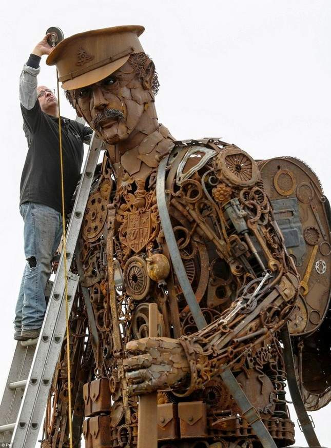 Expensive & beautiful scrap metal (just have a look)