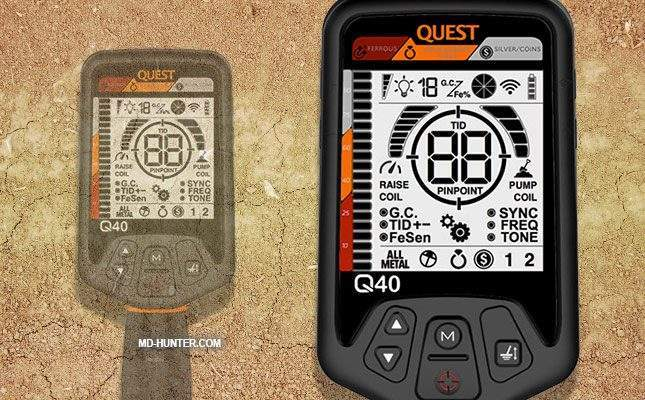 Quest Q20 & Quest Q40 & Quest PRO (+ prices, video). NEW 2017