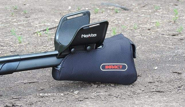Nokta Impact for the first hunt. The best machine?