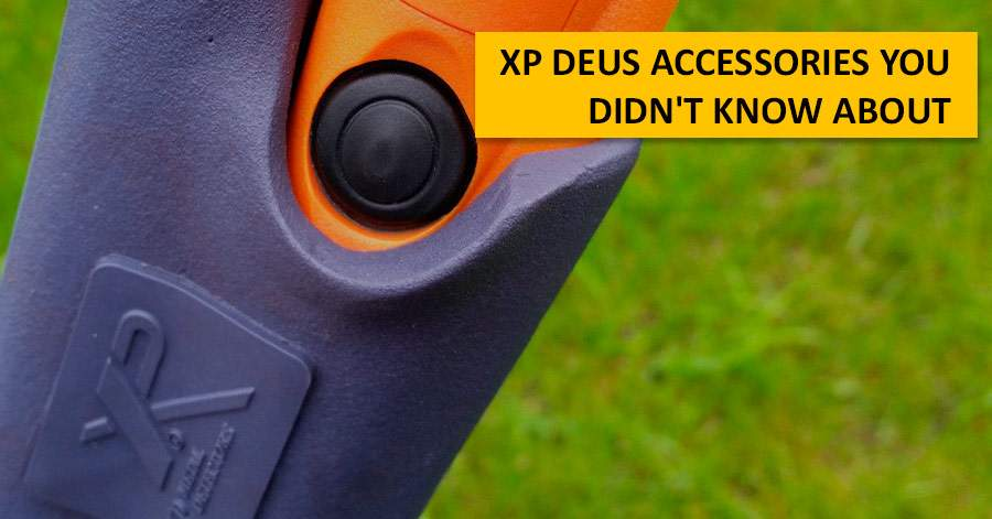 XP Deus Accessories you didn't know about