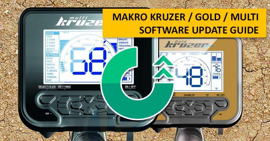 Makro Kruzer Software Update Guide