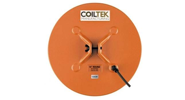 Coiltek 14 Goldhunting coil for metal detector