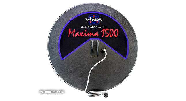 Whites 15 Blue Max (Maxima 1500) coil for metal detector