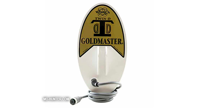 Whites 6x10 DD Goldmaster coil for metal detector
