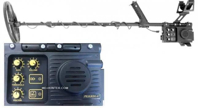 AKA Piligrim-47 Key Features and Description