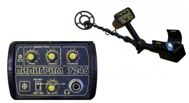 AKA Piligrim-7246 Key Features and Description