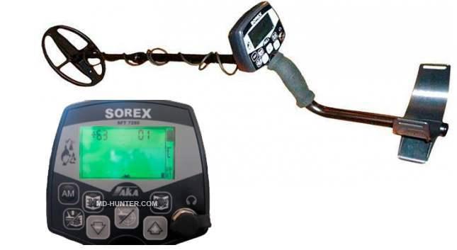 AKA Sorex 7280 Key Features and Description