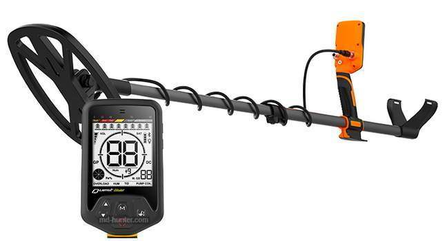 Deteknix Quest Gold metal detector