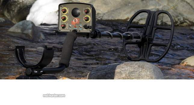 Golden Mask NOS e200 metal detector