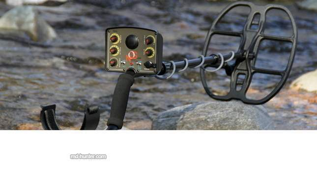 Golden Mask NOS e300 metal detector