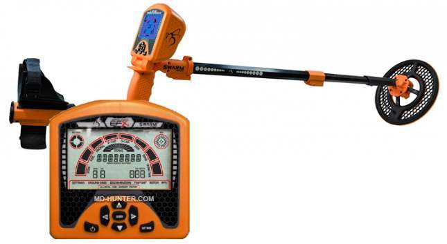 Ground EFX MX200 metal detector