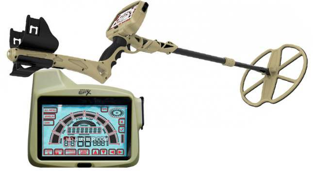 Ground EFX MX300 metal detector