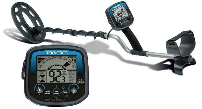Teknetics Omega 8500 Key Features and Description