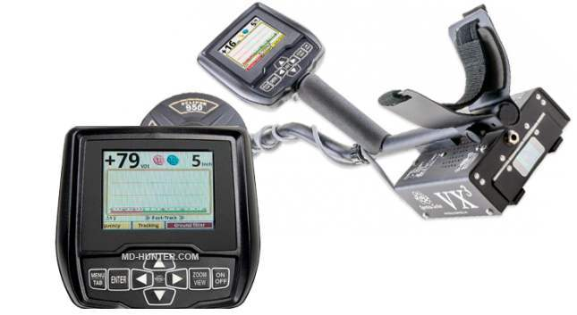 Whites Spectra VX3 metal detector