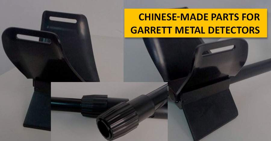 Chinese-made parts for Garrett metal detectors | MD-Hunter Blog