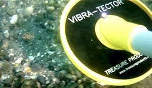 Vibra Tector 730 for underwater hunts