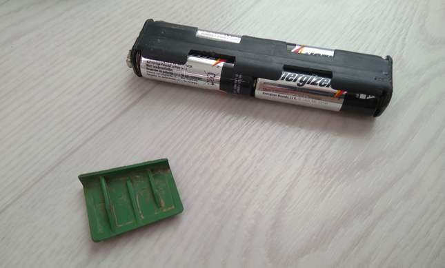 18650 Rechargeable Battery for GTI 1500/2500 GTP 1350