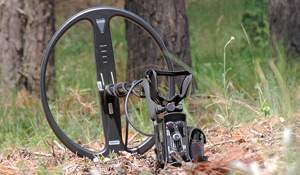 Makro CF77 metal detector. Photo review