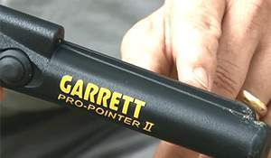 Garrett PRO-Pointer 2 (NEW 2015). Video