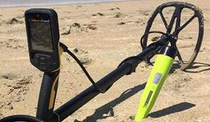 Deteknix Quest PRO (a metal detector). NEW 2015