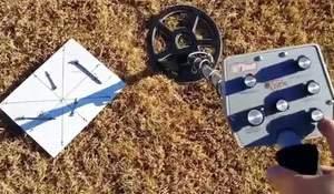 Recovery speed: Tesoro Tejon Nail Board Test