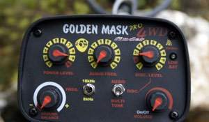 Golden Mask 4WD Pro recovery speed test (surprised me!). Video