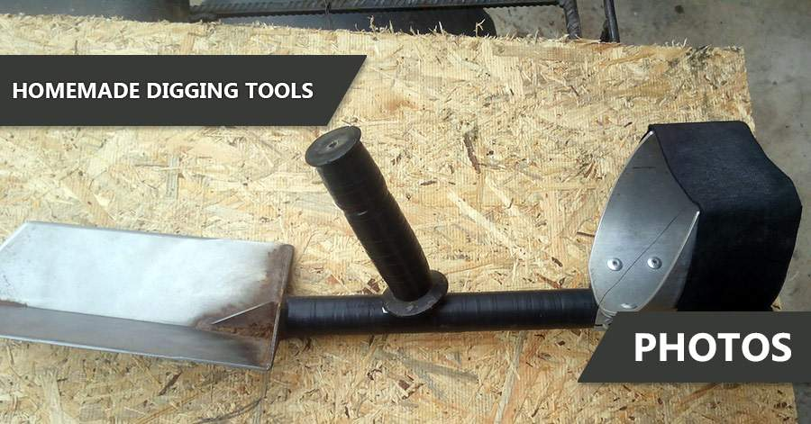 homemade digging tools. pos | md-hunter blog