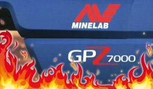 Minelab GPZ 7000 price slumped