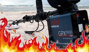 What's happened to Minelab GPX 5000 price?