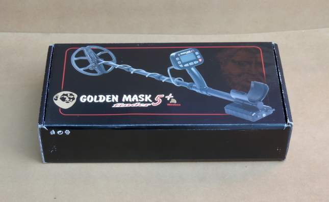 Golden Mask 5 Plus