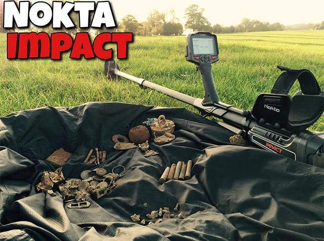 Nokta Impact – here it comes! NEW 2017 (video)