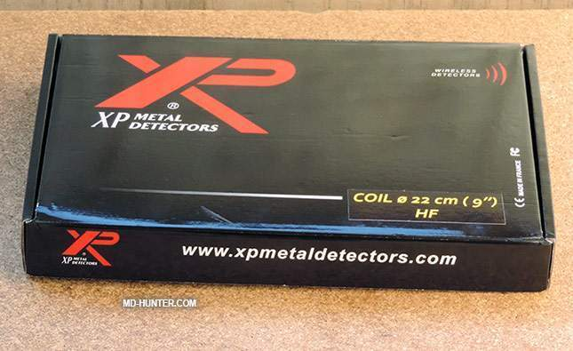XP 22.5 HF coil
