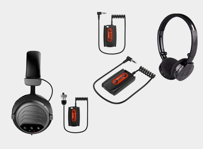 Deteknix wireless headphones. What's the difference