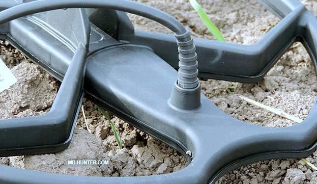Karma 13 DD coil & a transparent bolt. Photo review