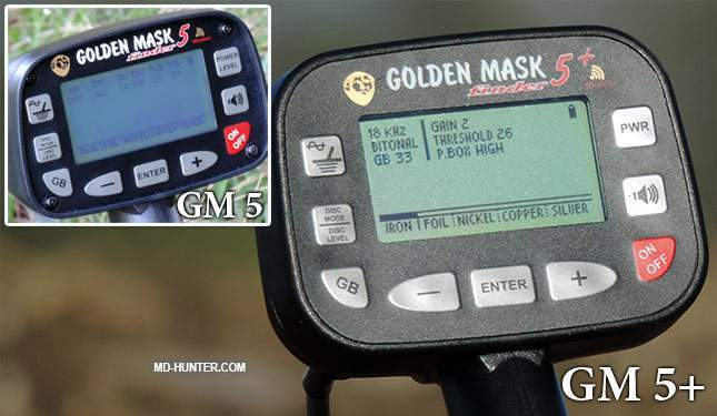 Golden Mask 5 Plus at first sight. Photo review