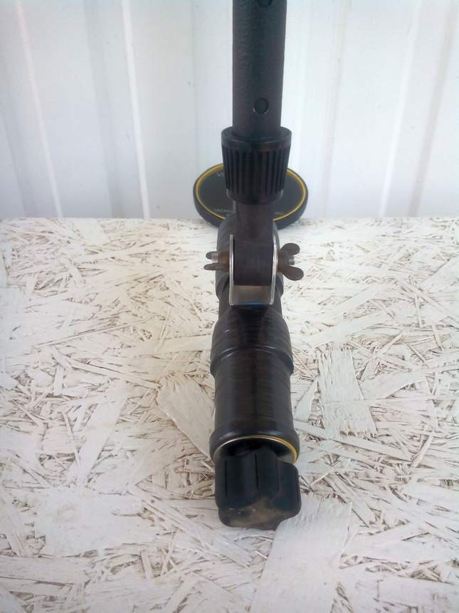 Shaft for Vibra Tector 730. Modernization of the machine
