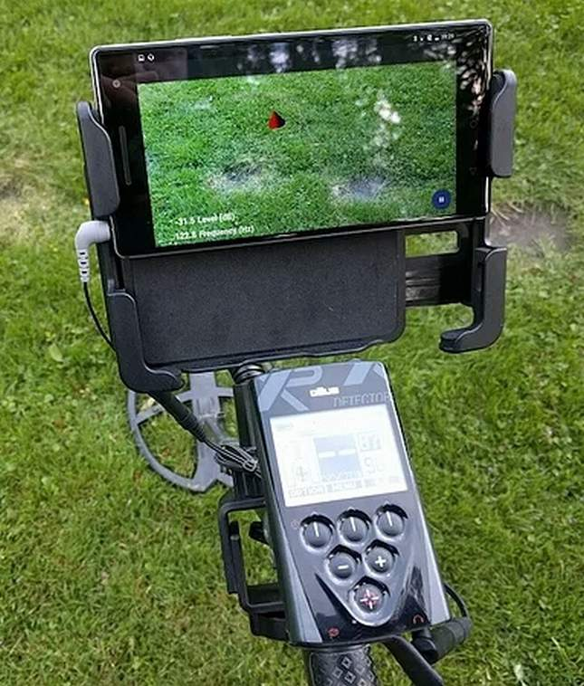 Metal detector of the future (XP Deus). NEW 2020?