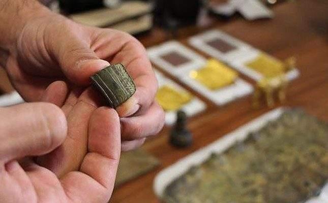 Found: Seal of Solomon  Finder arrested | MD-Hunter Blog