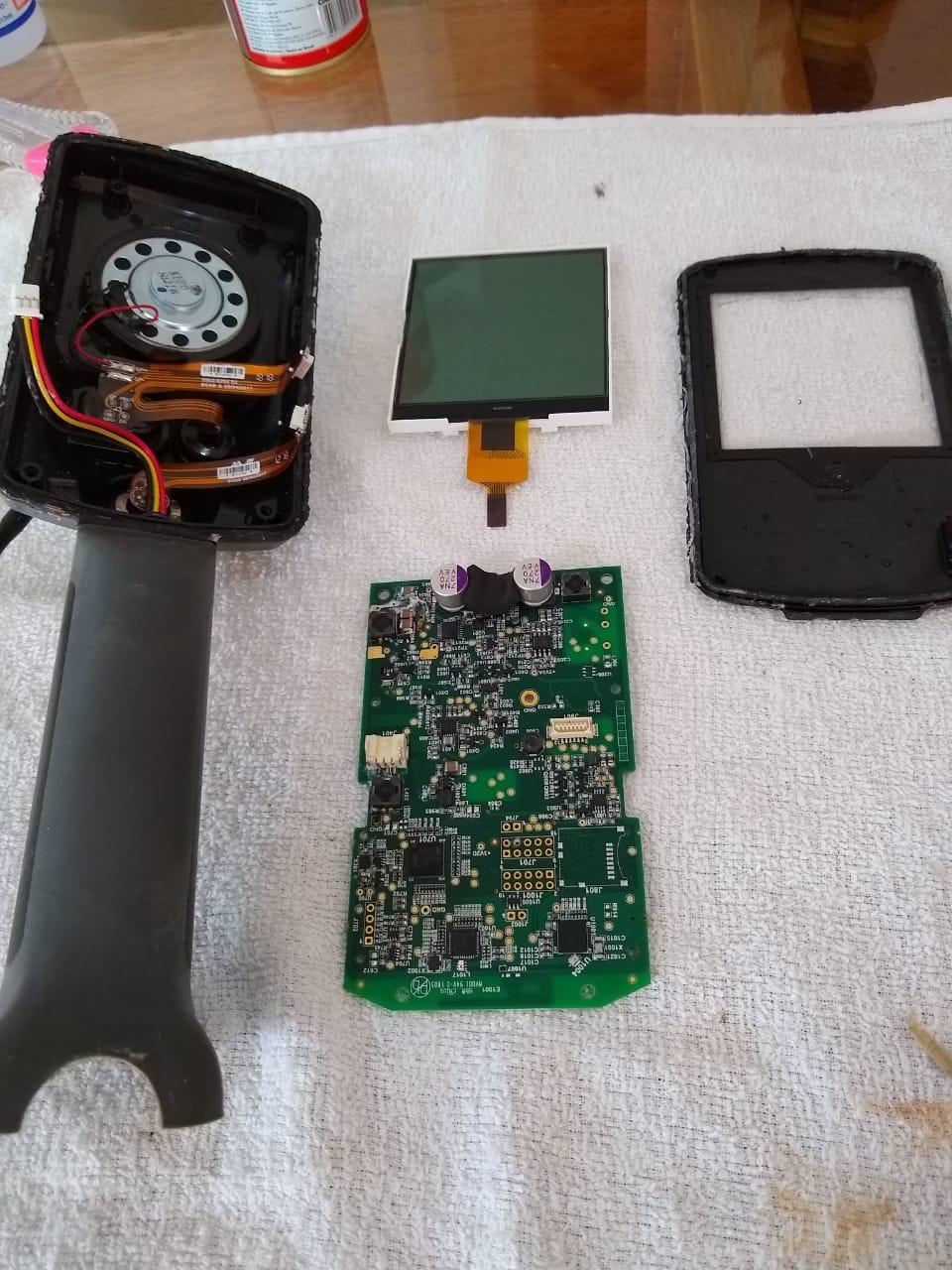 Whites Beachcomber Metal Detector Circuit Board Youtube